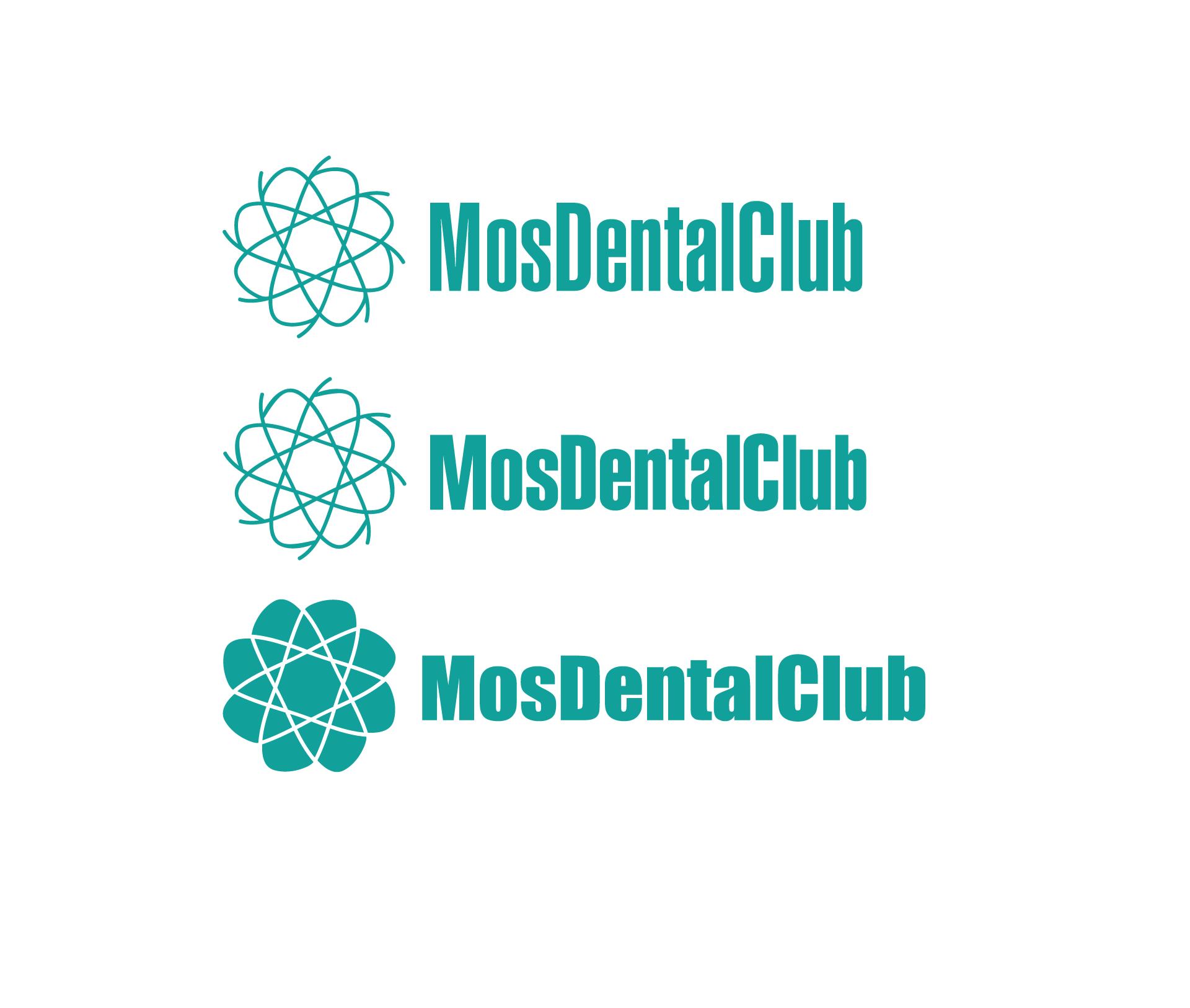 Разработка логотипа стоматологического медицинского центра фото f_0305e483c1ac6555.png