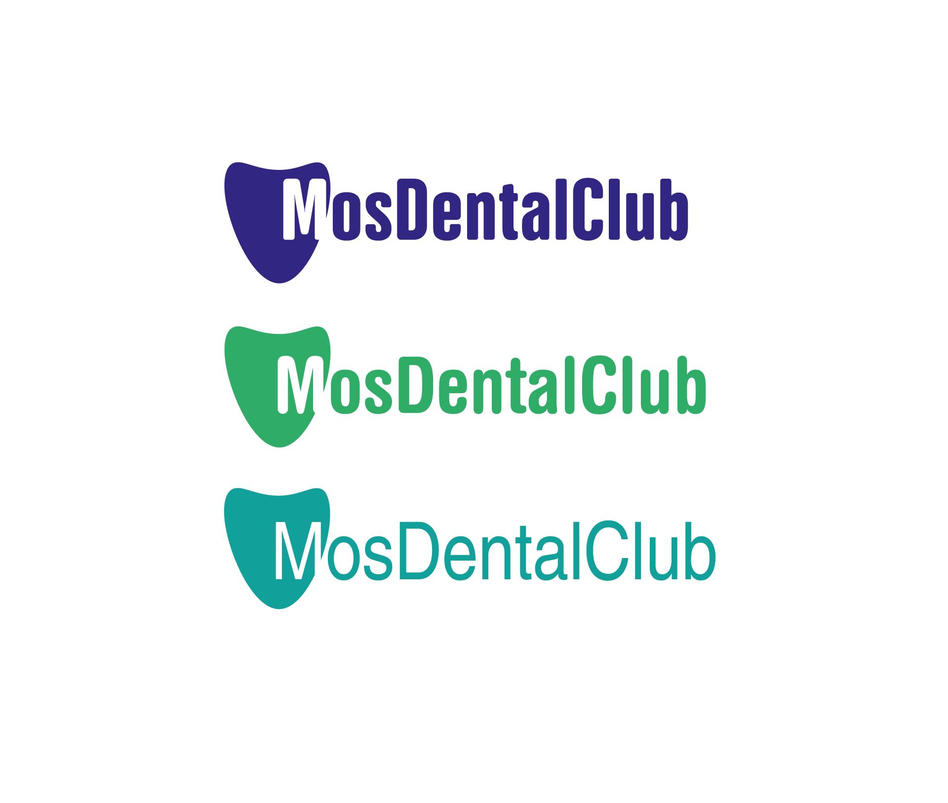 Разработка логотипа стоматологического медицинского центра фото f_1645e49906b4f960.png