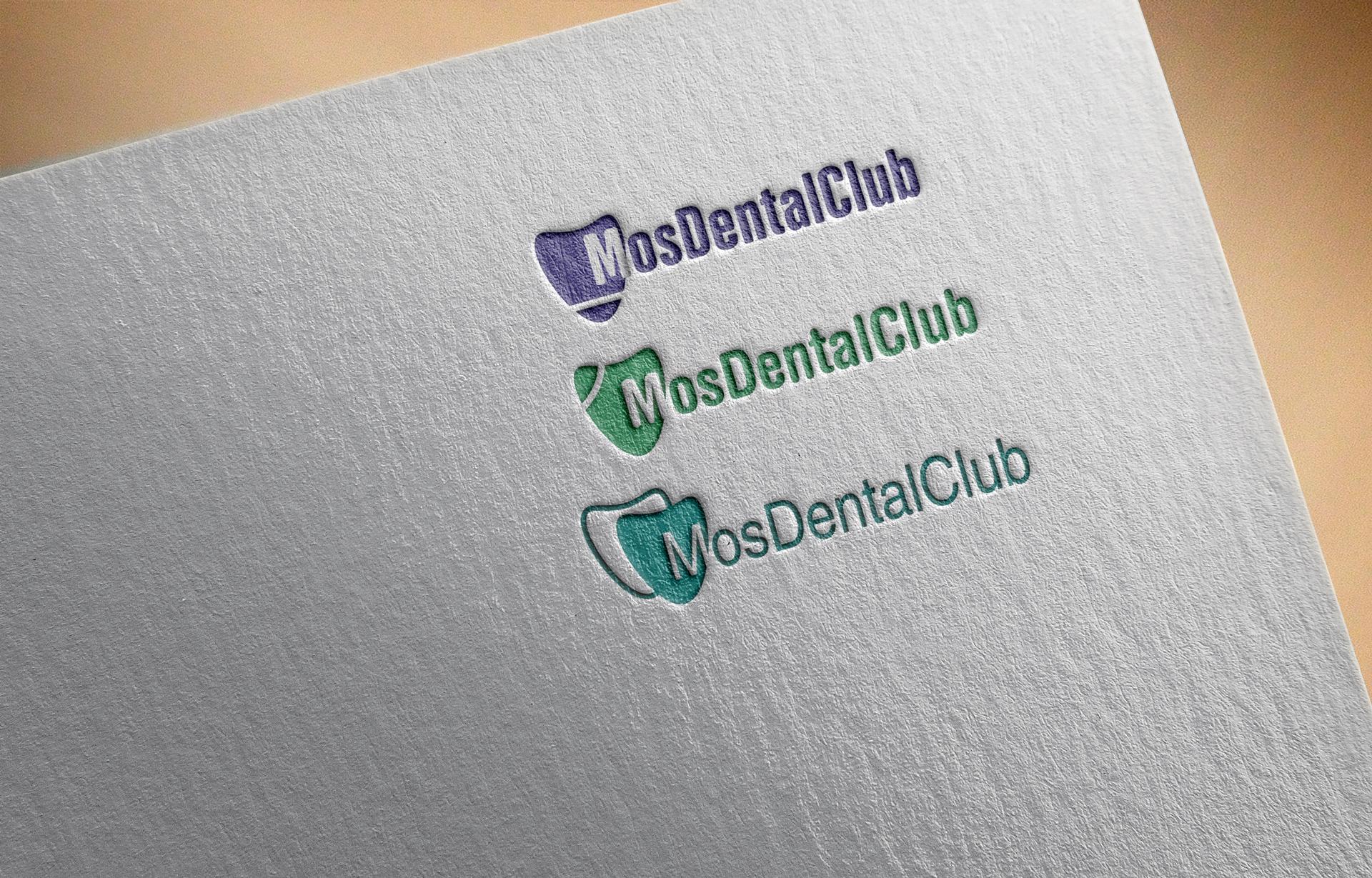 Разработка логотипа стоматологического медицинского центра фото f_4275e4996adbf0e0.jpg