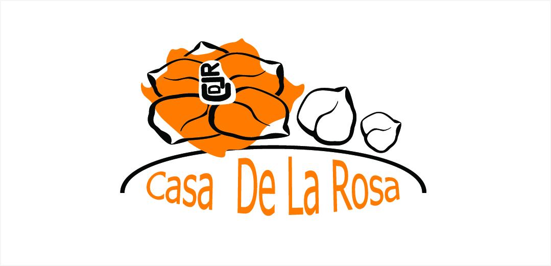 Логотип + Фирменный знак для элитного поселка Casa De La Rosa фото f_3505cd1eed1b5209.jpg