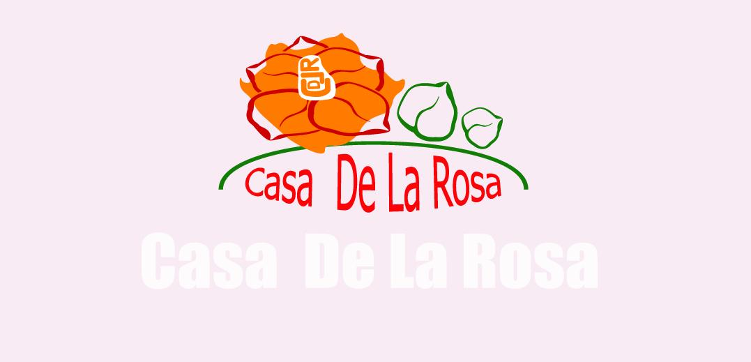 Логотип + Фирменный знак для элитного поселка Casa De La Rosa фото f_3885cd1f008615ea.jpg