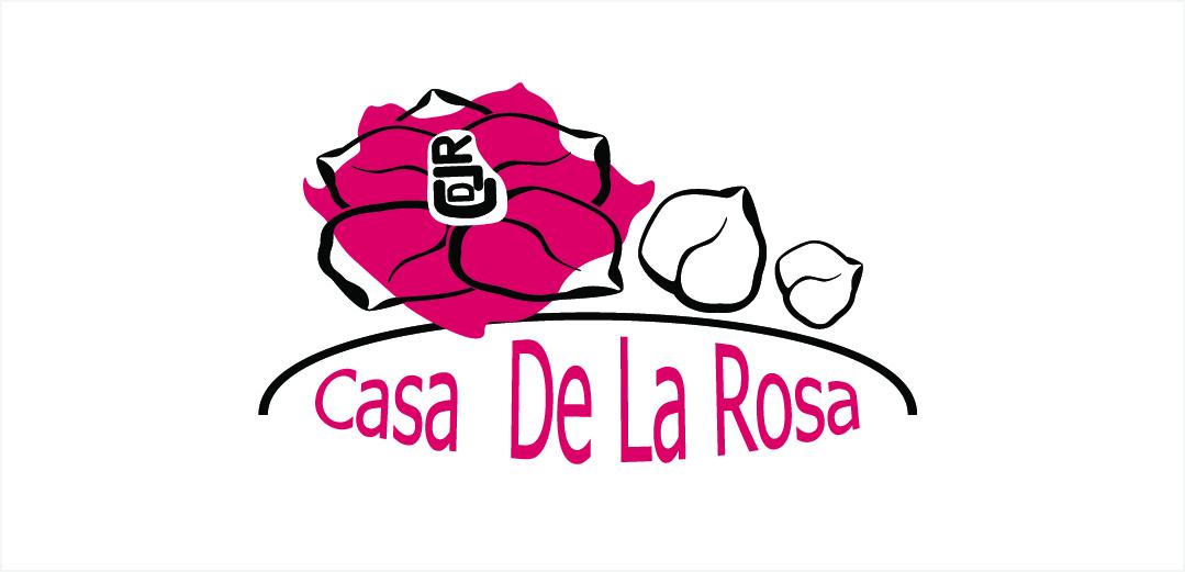 Логотип + Фирменный знак для элитного поселка Casa De La Rosa фото f_8105cd1efd7422e1.jpg