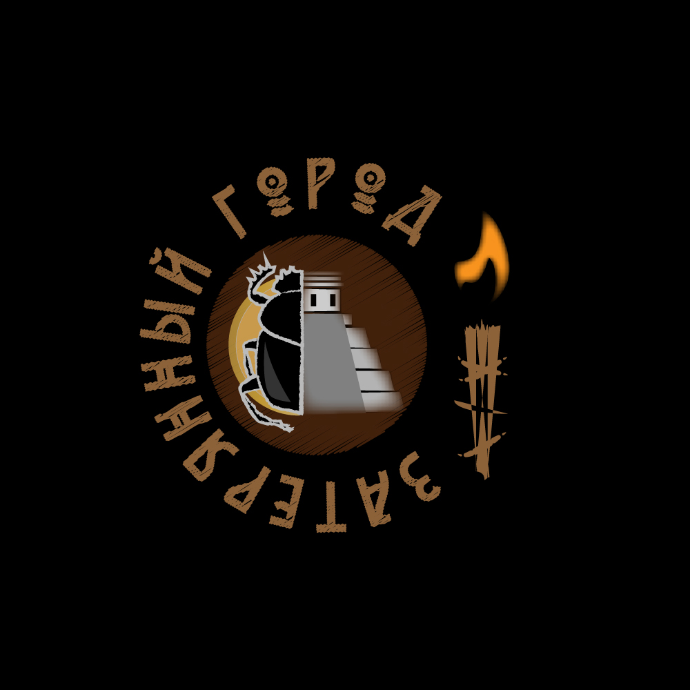 Разработка логотипа и шрифтов для Квеста  фото f_5145b4370d95b0ef.jpg