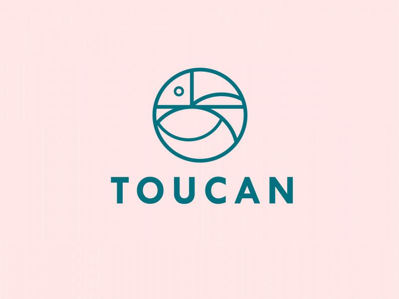 Логотип Toucan