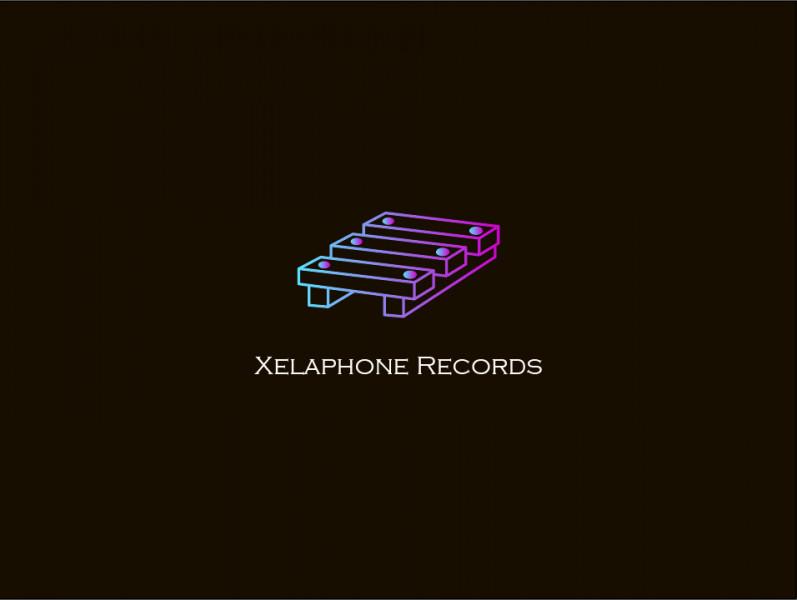 Логотип звукозаписывающей студии
