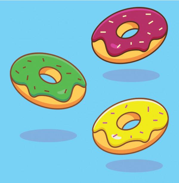 Паттерн с пончиками