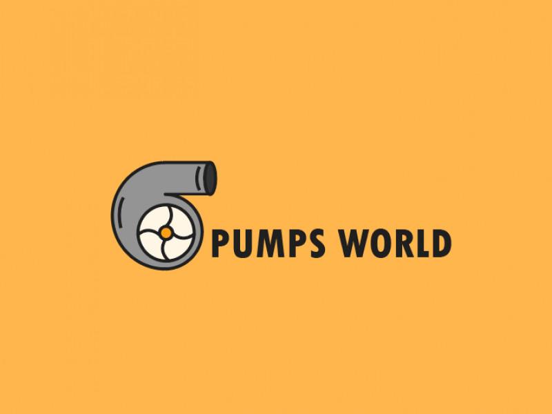 Логотип Pumps World