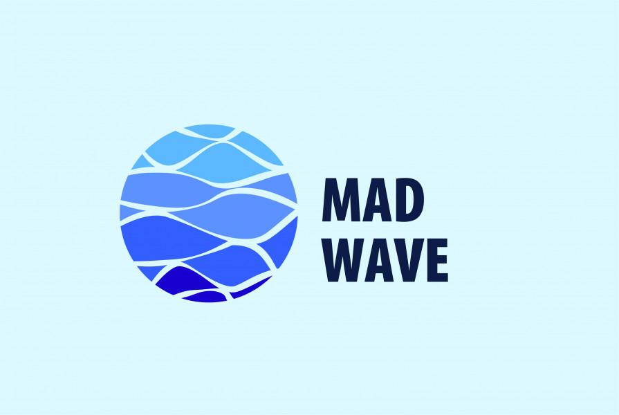 Логотип Mad Wave