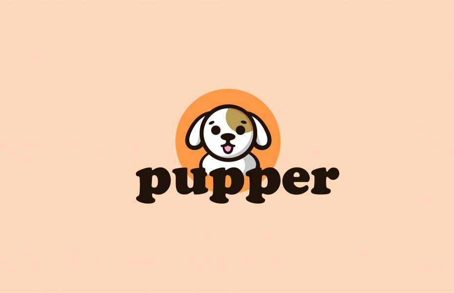 Логотип Pupper