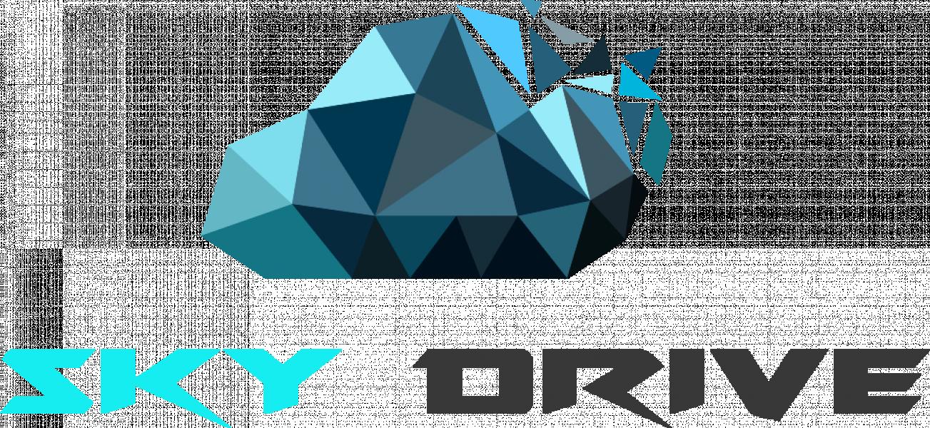 Концепт логотипа для Sky Drive