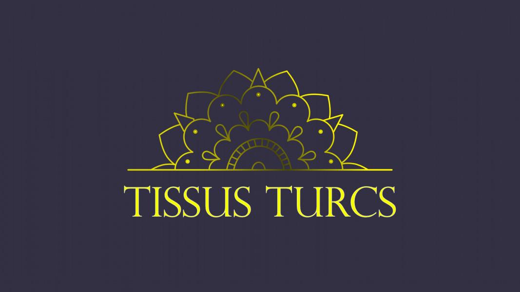 Логотип для интернет-магазина тканей