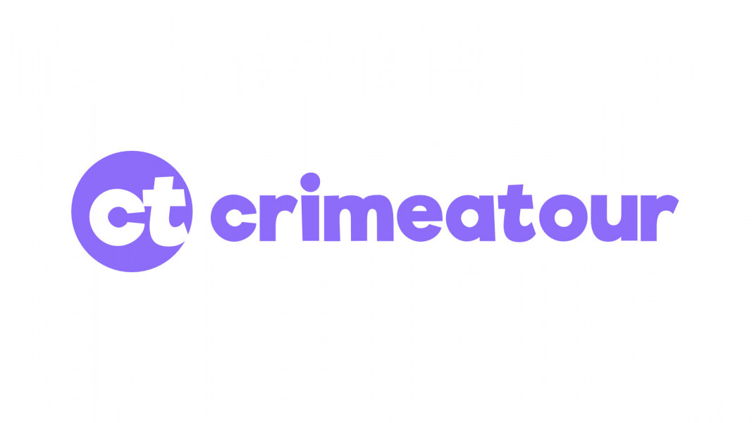 Логотип для туристической фирмы Crimea tour