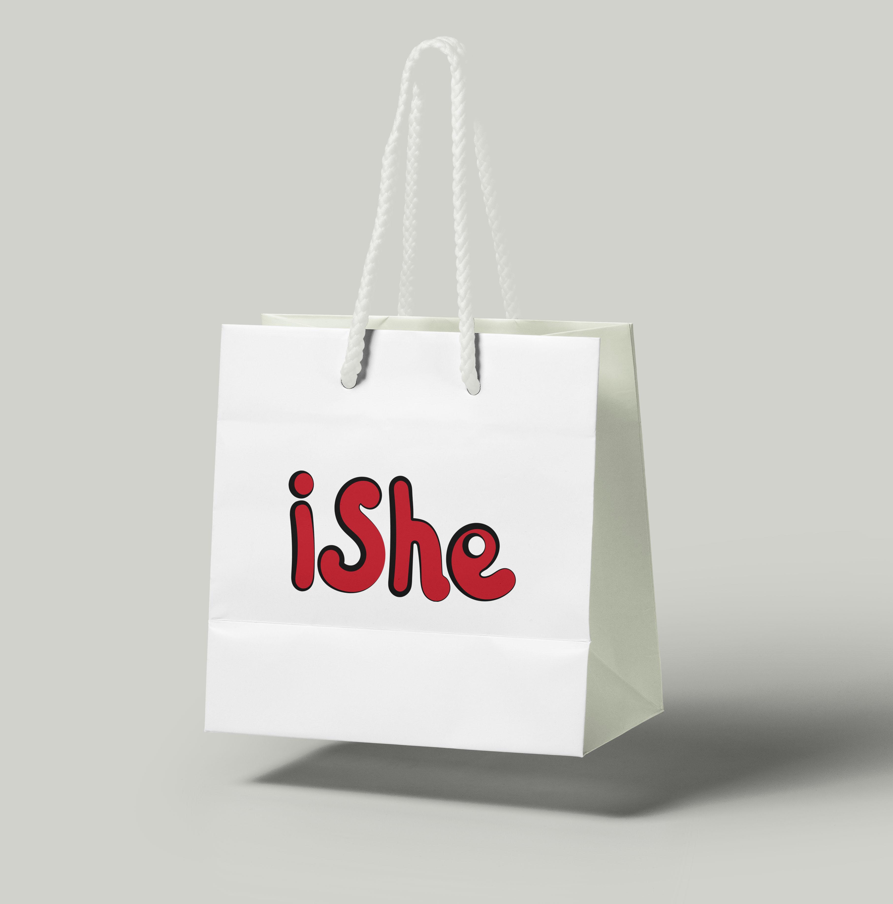 """Создать логотип для торговой марки """"IShe"""" фото f_223602004032b57c.jpg"""