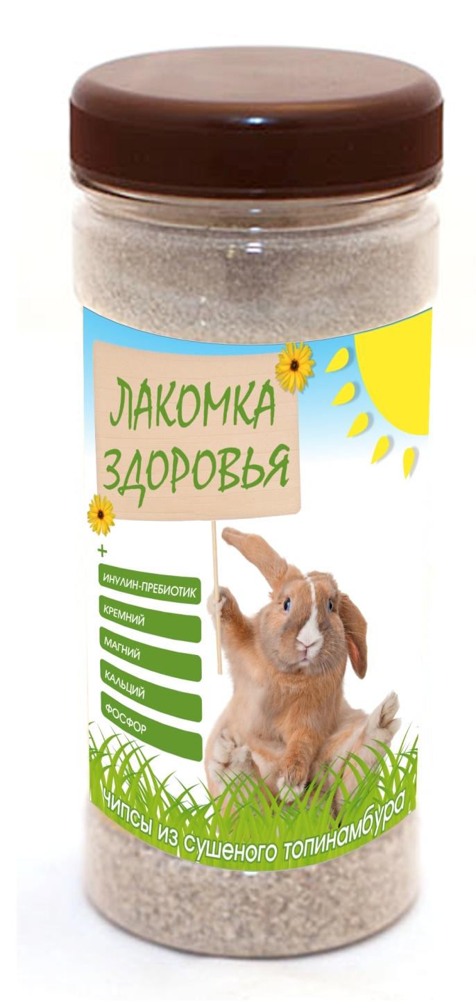 Дизайн этикетки на ПЭТ-банку лакомства для домашних грызунов фото f_09353a7d95d41bd0.jpg