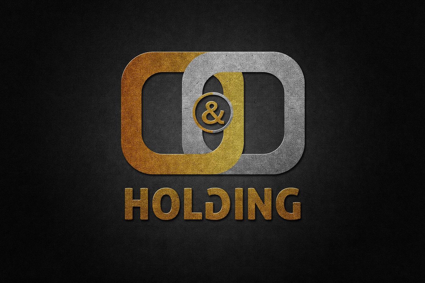 """Разработка Логотипа +  Фирменного знака для компании """"O & O HOLDING"""" фото f_2215c7ba11a8e3b8.jpg"""