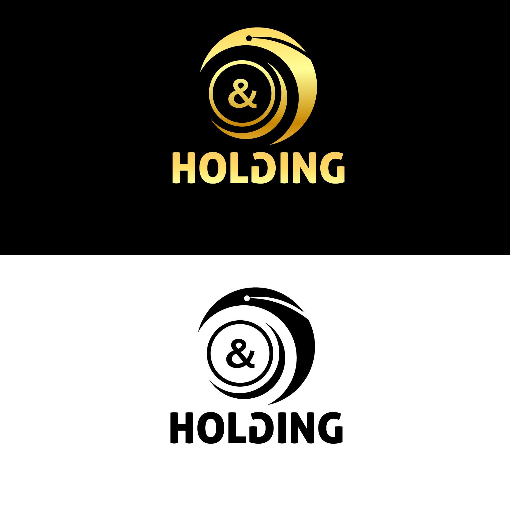 "Разработка Логотипа +  Фирменного знака для компании ""O & O HOLDING"" фото f_5875c7ac0e562dfd.jpg"