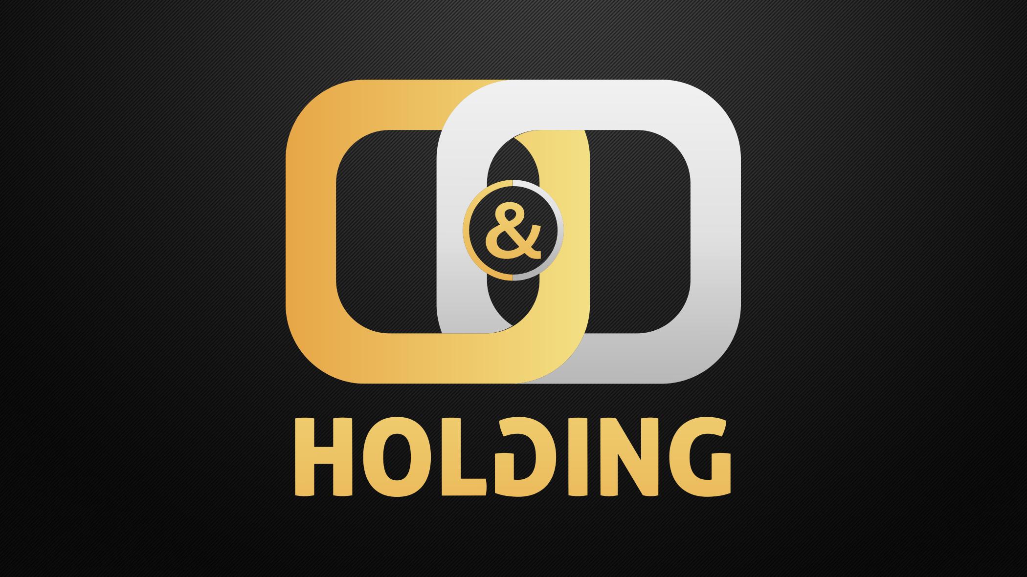 "Разработка Логотипа +  Фирменного знака для компании ""O & O HOLDING"" фото f_6435c7cd401cebff.jpg"