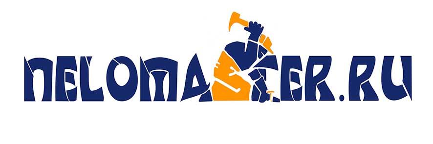 """Логотип сервиса """"Муж на час""""=""""Мужская помощь по дому"""" фото f_4105dbd37e616e26.jpg"""