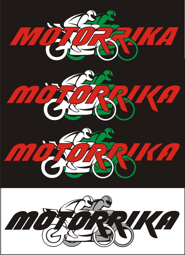 Мотогонки. Логотип, фирменный стиль. фото f_4dce3ef740c89.jpg