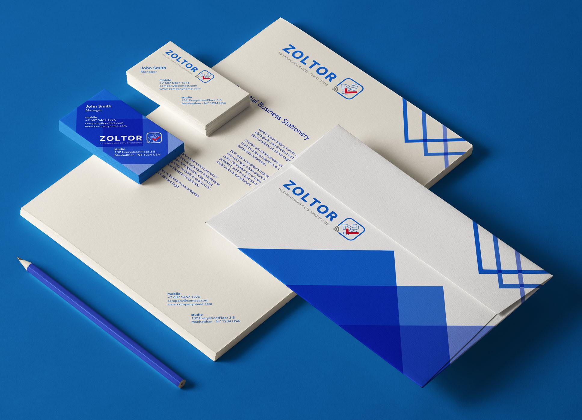 Логотип и фирменный стиль ZolTor24 фото f_0355c911ce53981c.jpg