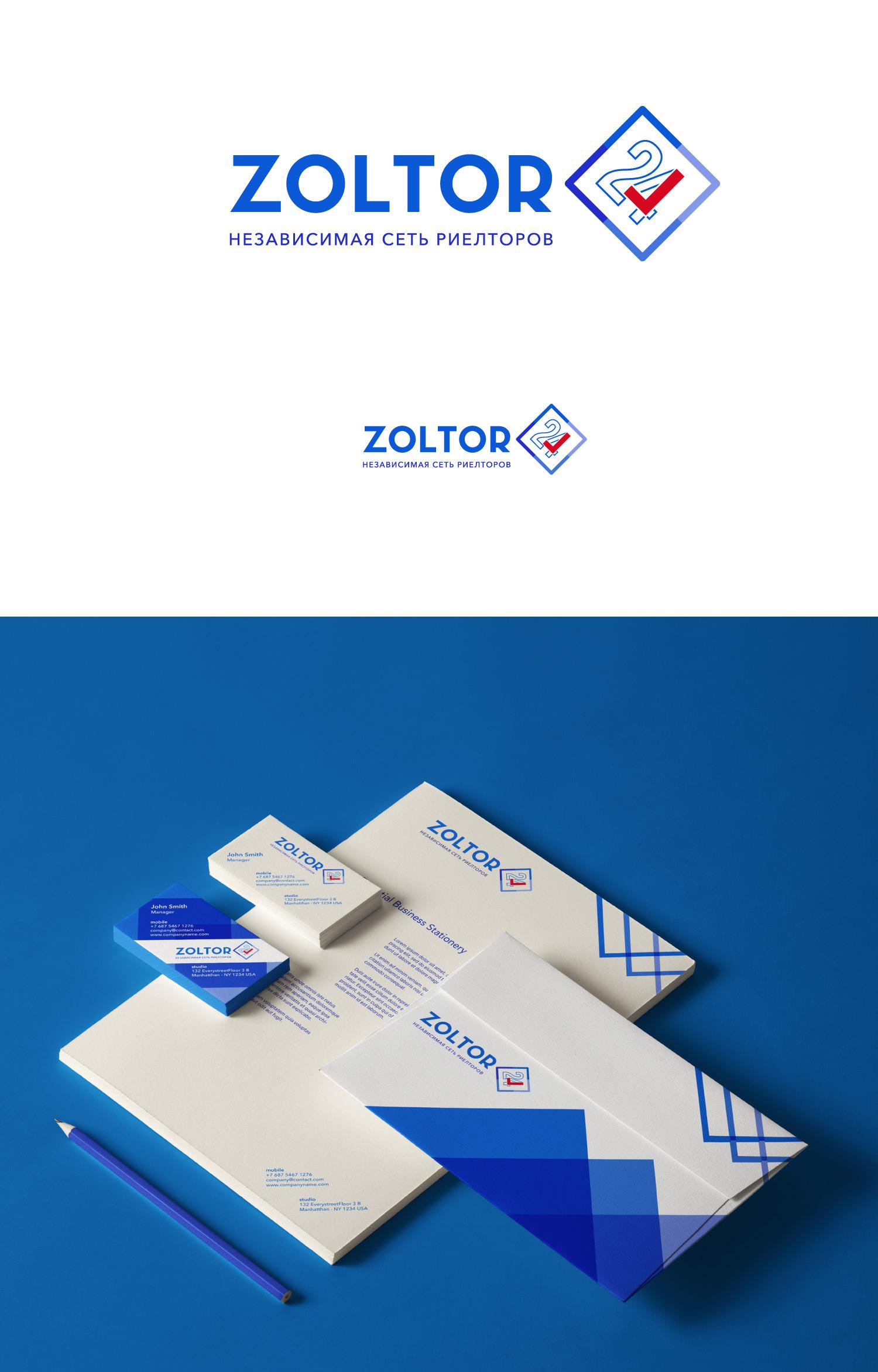 Логотип и фирменный стиль ZolTor24 фото f_0985c913488ebcbd.jpg