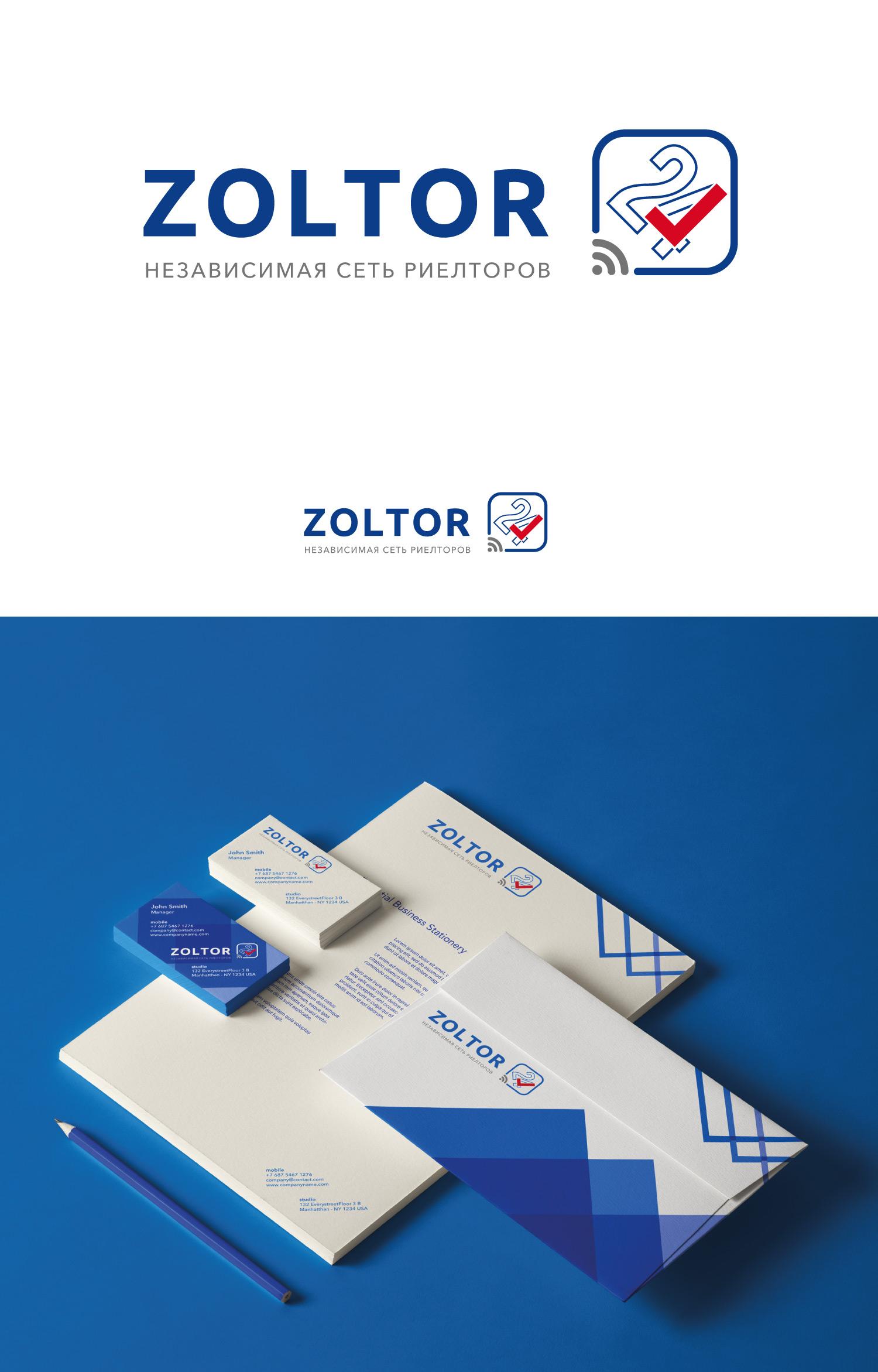 Логотип и фирменный стиль ZolTor24 фото f_8445c911cc9c4e53.jpg