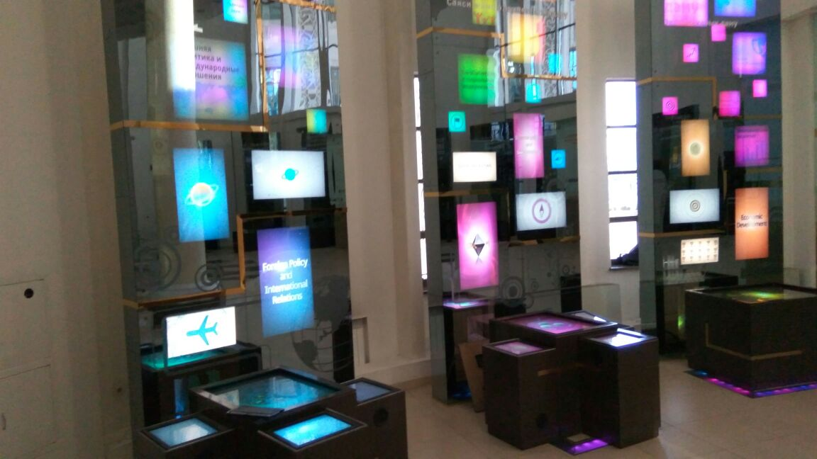 Разработка веб-приложения на 30 экранов  + разработка сайта Фонда Первоо Президента