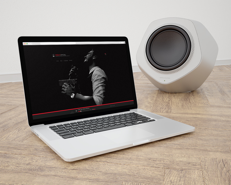 Persky Official - страница певца и композитора