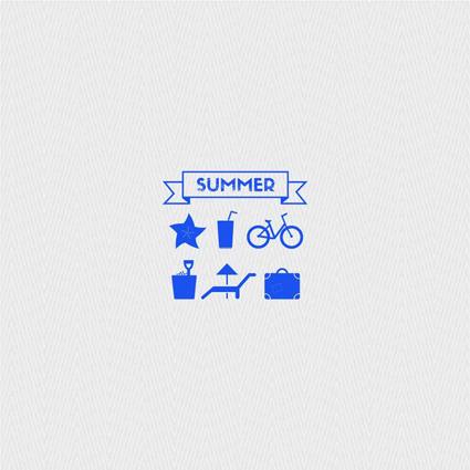 Иконки Summer (лето) #1