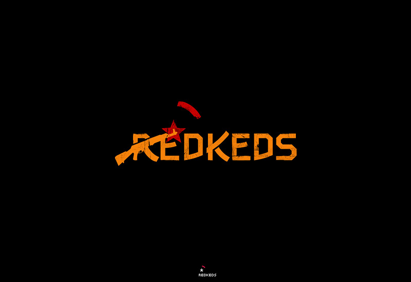 Fun logo for redkeds