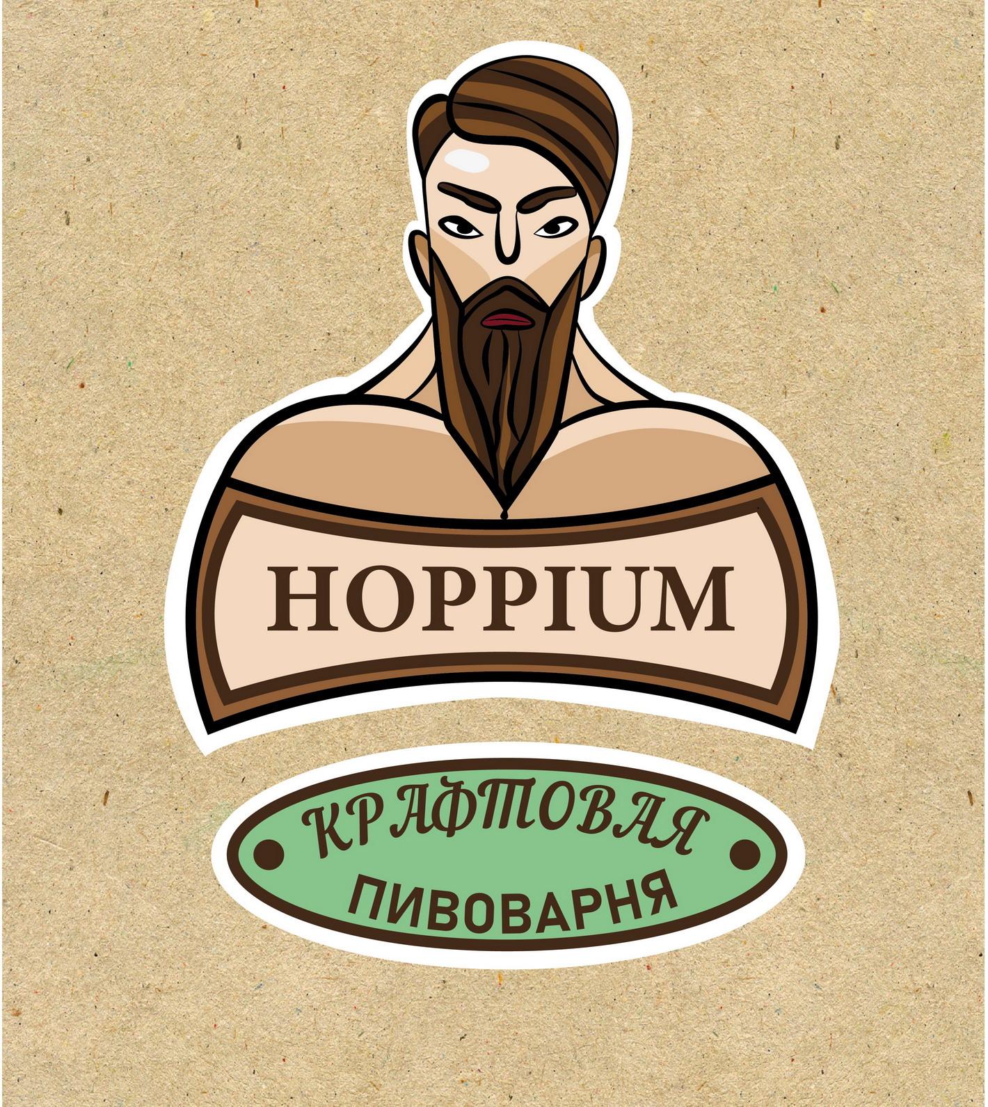 Логотип + Ценники для подмосковной крафтовой пивоварни фото f_0065dc035a91c965.jpg