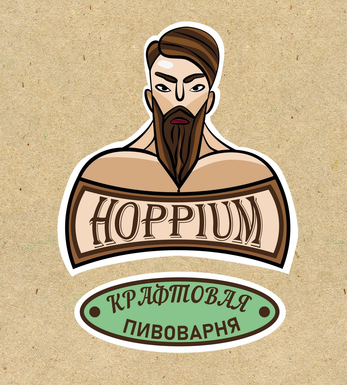 Логотип + Ценники для подмосковной крафтовой пивоварни фото f_4905dc03678da6f0.jpg
