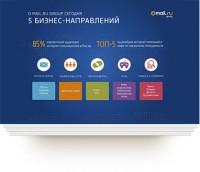 Презентация «Добро пожаловать в Мэйл.ру»