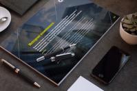 Рекламный буклет «Вессел»
