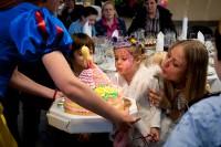 Фотосъемка празднования детского дня рождения