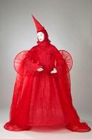 Красный карнавальный костюм