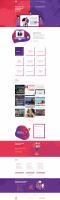 Artean.ru - разработка сайта WEB-студии (верстка и посадка на Wordpress)