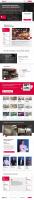 VOKS - лендинг на Wordpress