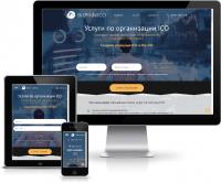BitPride-ICO - адаптивная оптимизированная верстка
