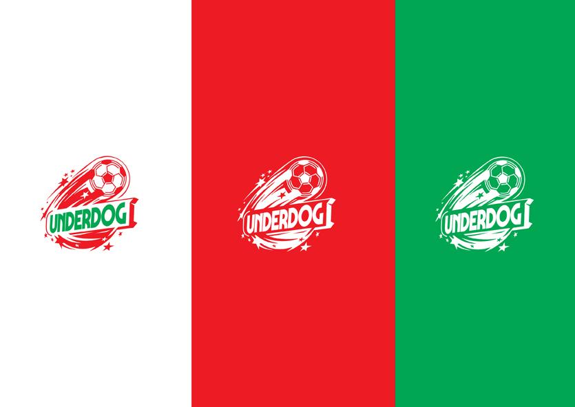 Футбольный клуб UNDERDOG - разработать фирстиль и бренд-бук фото f_1835cb48dbda8f5d.jpg
