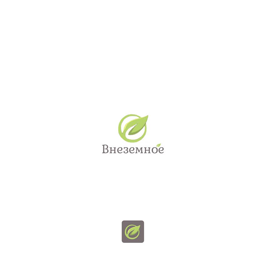 """Логотип и фирменный стиль """"Внеземное"""" фото f_3695e7c4ade79265.jpg"""