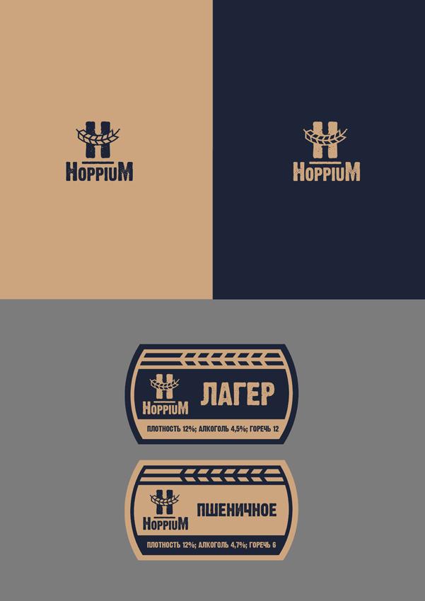 Логотип + Ценники для подмосковной крафтовой пивоварни фото f_5665dc2ca5a5d017.jpg