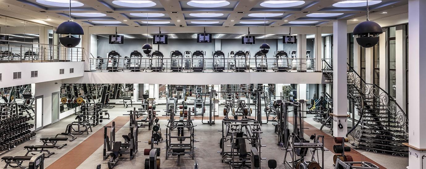 ФитнесМания - спортивный клуб