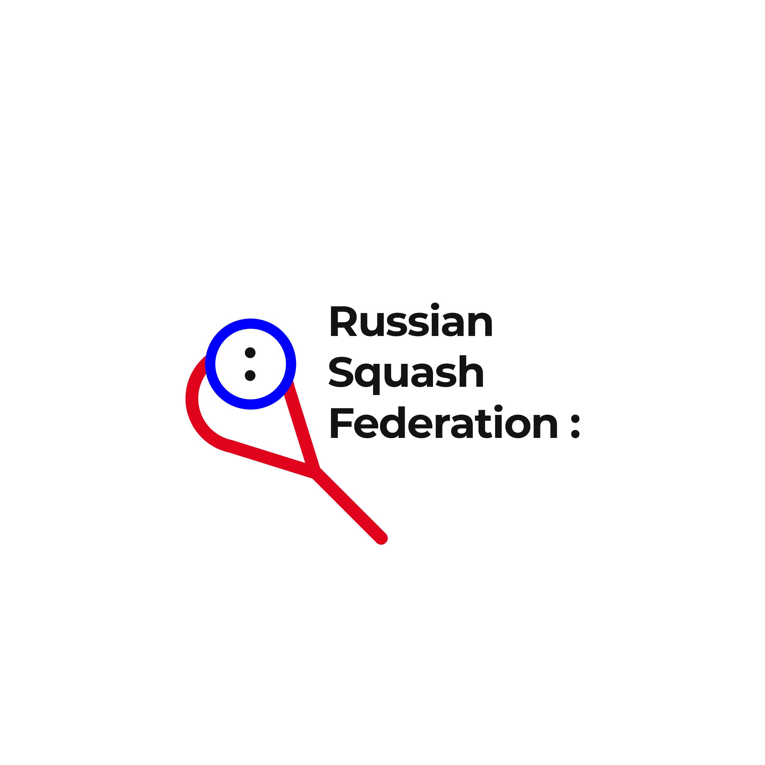 Разработать логотип для Федерации сквоша России фото f_3845f33d4f0e5b0c.jpg
