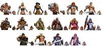 Иконки персонажей в игре Иллюзия власти
