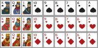 Игральные карты для проекта АЗИ