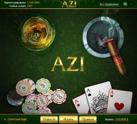 Лобби карточной игры АЗИ