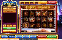 Редизайн лобби и главного экрана игры для казино