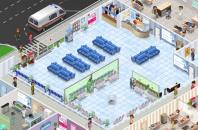 Холл гос. клиники в игре Городская больница