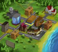 Карта для игры Хомячки